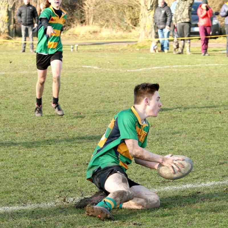Retford Rugby Club (Kurts &Stephen age Group) v Cleethorpes RC