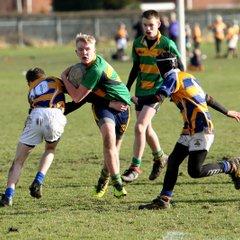 Retford Rugby Club (Kurts &Stephen age Group) v Cleethorpes RC folder two