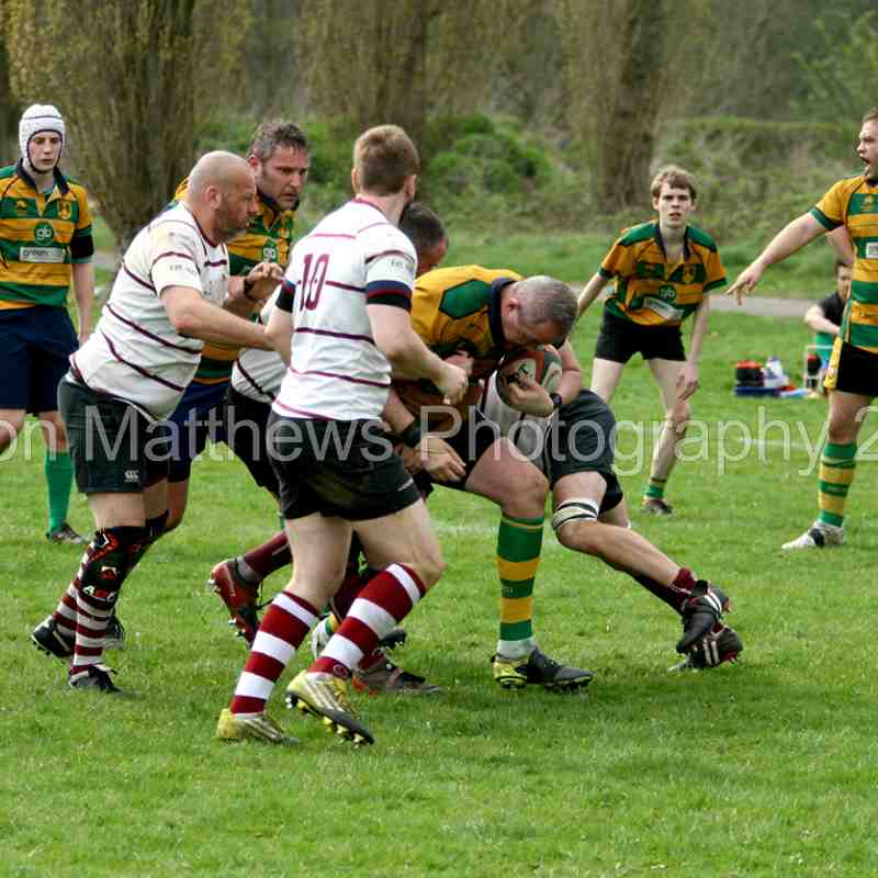 Retford 2nd XV v Notts Casuals 3rds (Semi Cup)