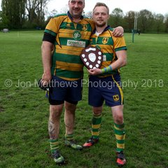 E.R.R.U.F.C 2nd XV v Newark R.C 4th (Final of the cup)Notts RFU Security Plus Junior Knock Out Shield