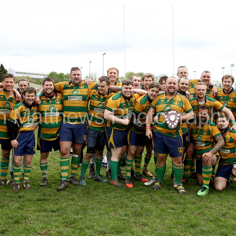 East Retford 2nd XV​ 19 Pts V Newark 4th XV ​​12 Pts