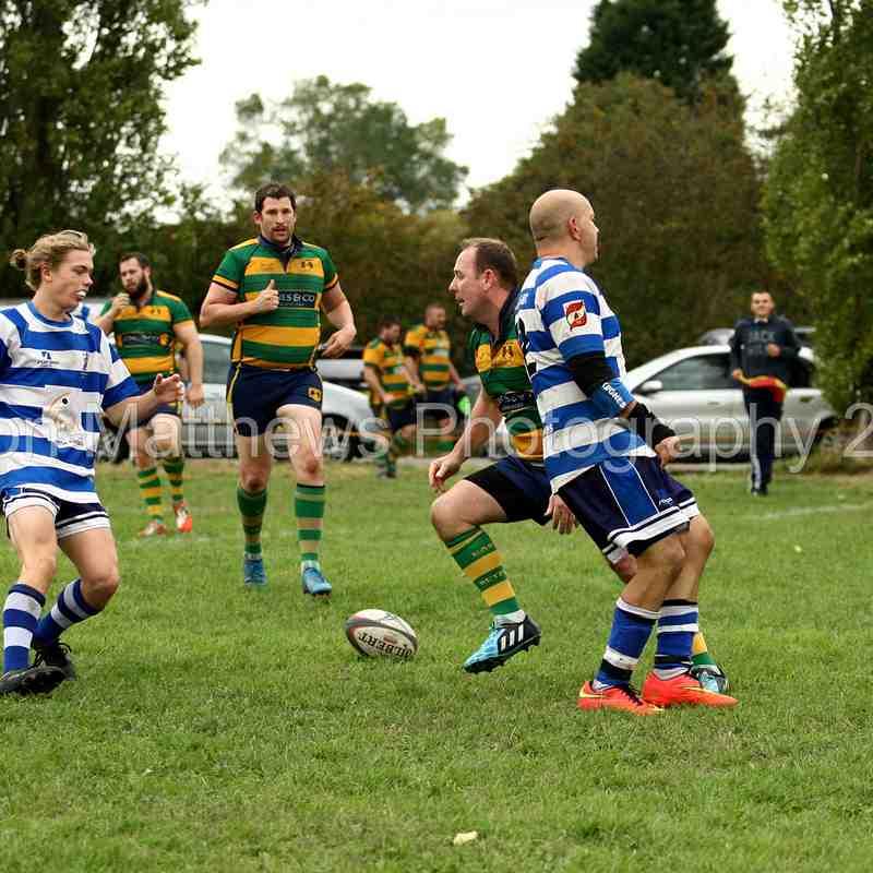East Retford RC 1st XV v Skegness RC 1st XV