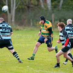 East Retford 2nds  v Creswell Crusaders 1