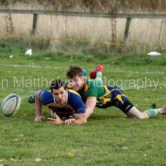 East Retford 1st v Cleethorpes RC