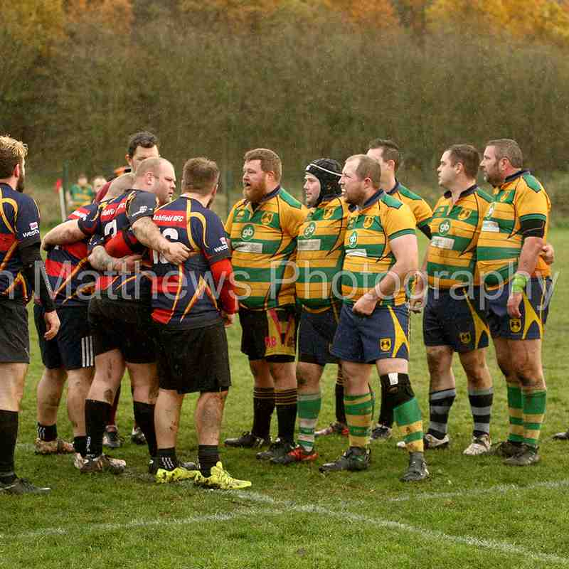 Ashfield RC 2nds v East Retford  RC 2nds