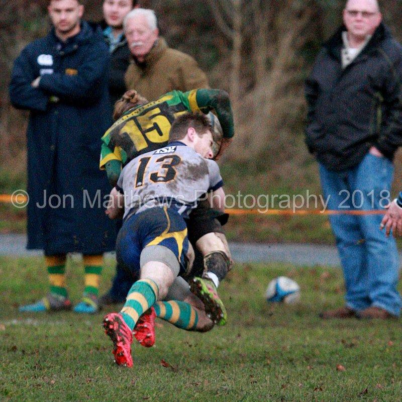 East Retford RC 1st xv v Mellish RC 1ST XV