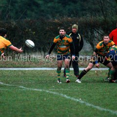 East Retford RC 2nd xv v Mansfield RC 2nds xv