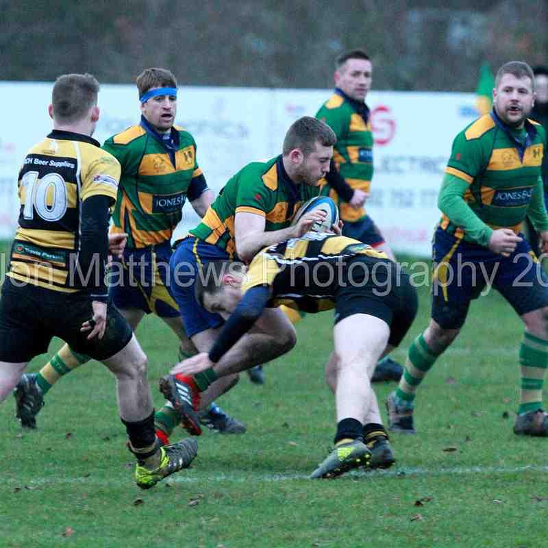 Retford 1st XV v Amber Valley  1st XV