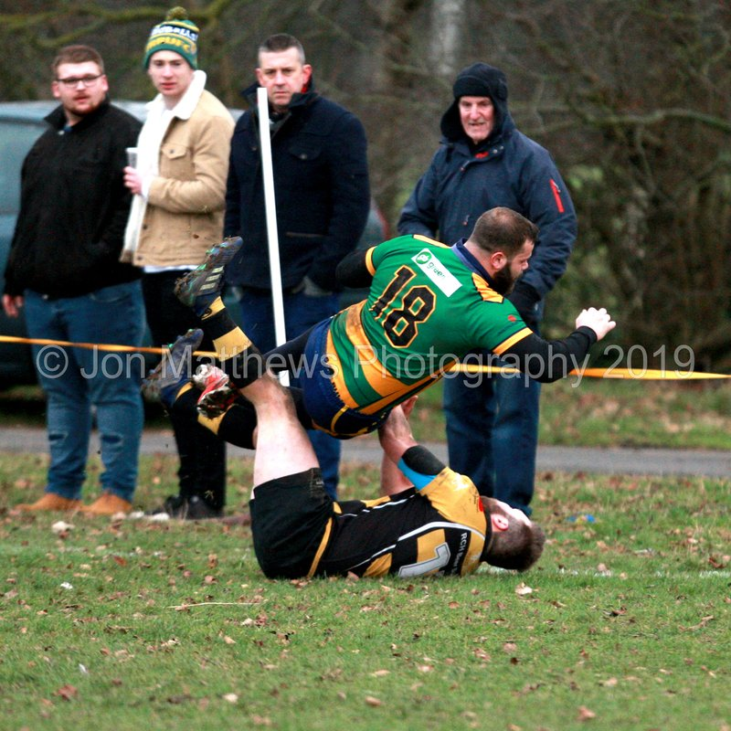 COMPREHENSIVE VICTORY FOR 1ST XV