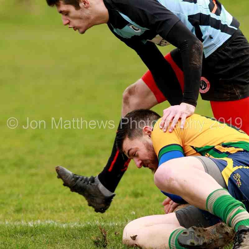 Retford 2nds v Creswell Crusaders RC