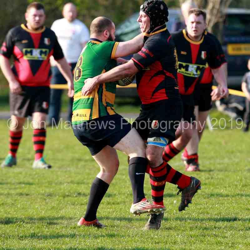 East Retford RC 1st v Meden Vale RC1st