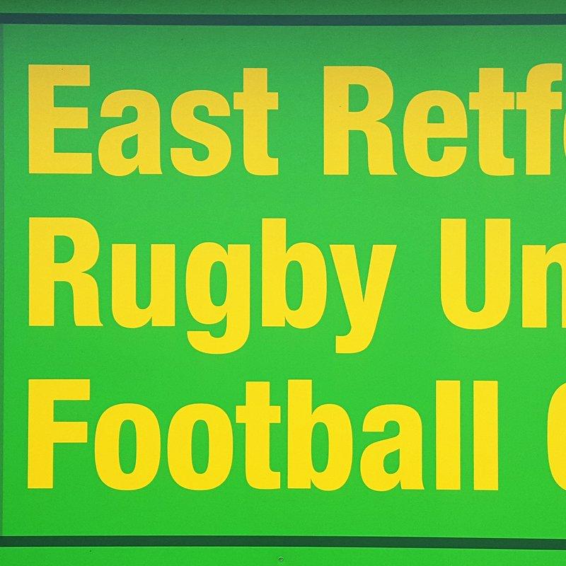 E.R.R.U.F.C. Pre-season 2019-2020