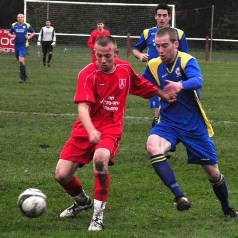 Highgate United v Kirby Muxloe, 20-11-10