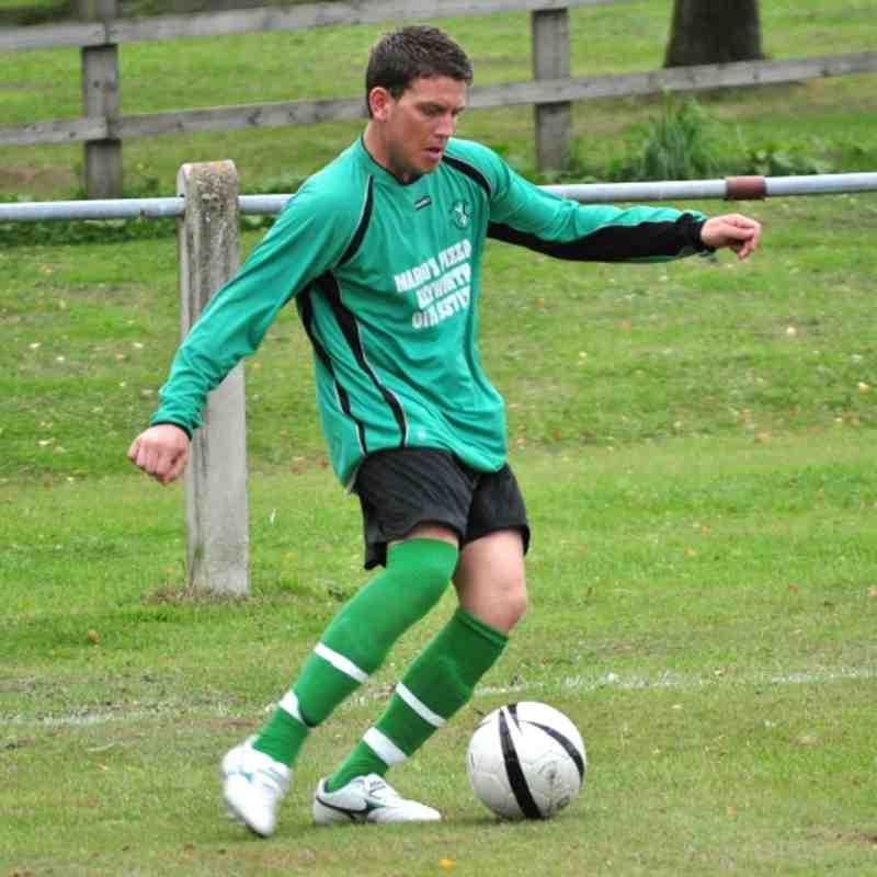 Underwood Villa v Keyworth United Reserves, 13-8-11