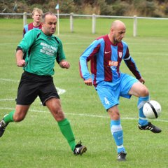 Underwood Villa v Keyworth United Reserves, 13-8-11