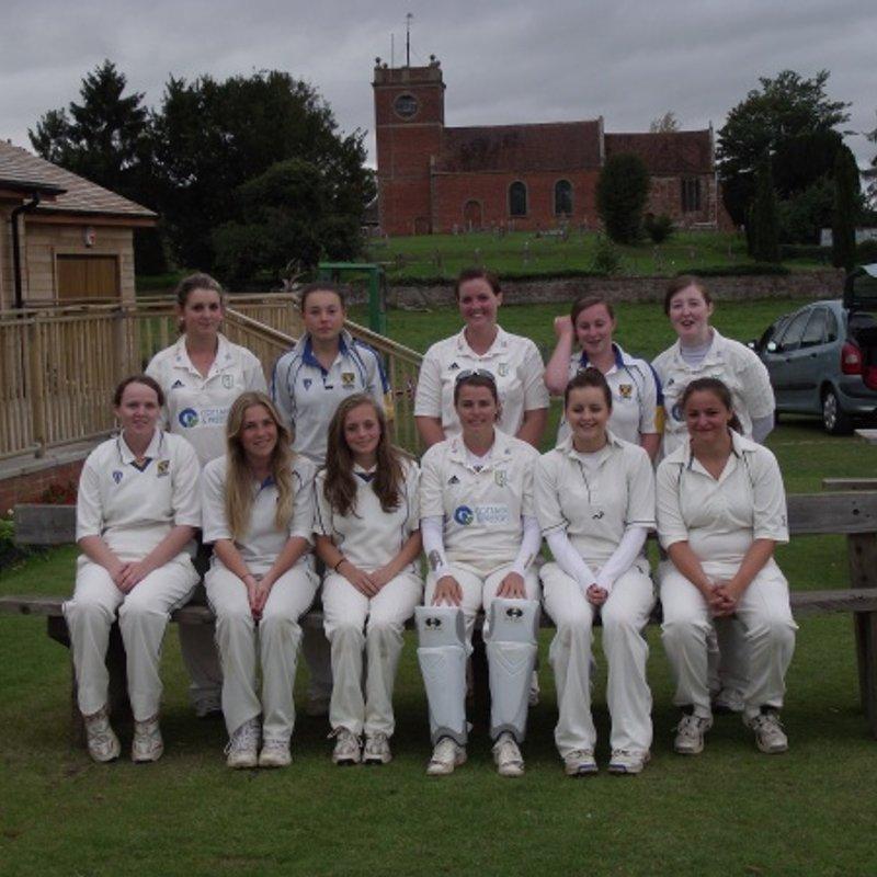 Quatt CC - Womens 1st XI 147/4 - 146/8 Moddershall & Oulton CC - Womens 1st XI
