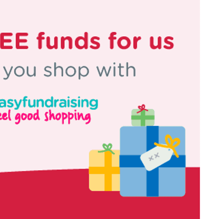 REMEMBER TO SHOP THROUGH EASY FUNDRAISING AND EARN LOTS OF MONEY FOR QCC