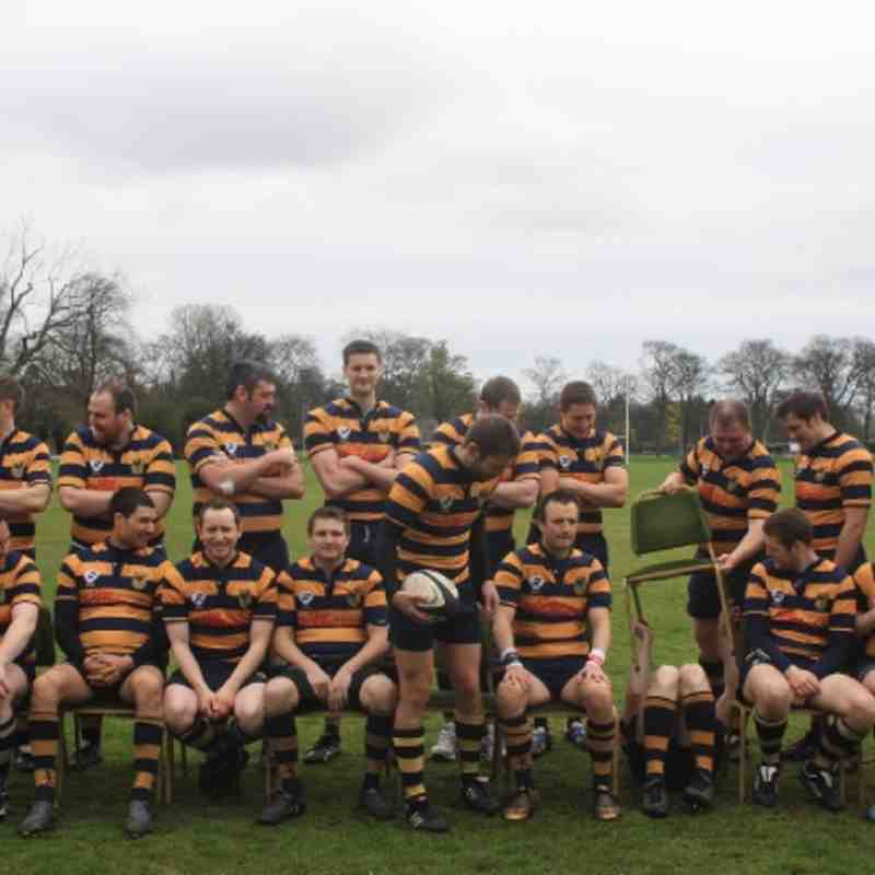 ENRFC 1st XV Team Photo 2011-2012