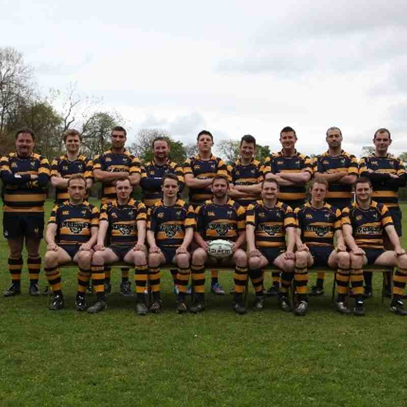 ENRFC 1st XV Team Photo 2012-2013