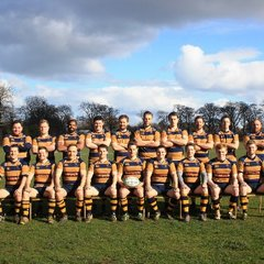 Edinburgh Northern RFC 1st XV Team Photo 2013-2014