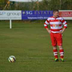 Disappointment at Cefn Druids as 1st team exit Welsh Cup, Reserves rampant at Clappers