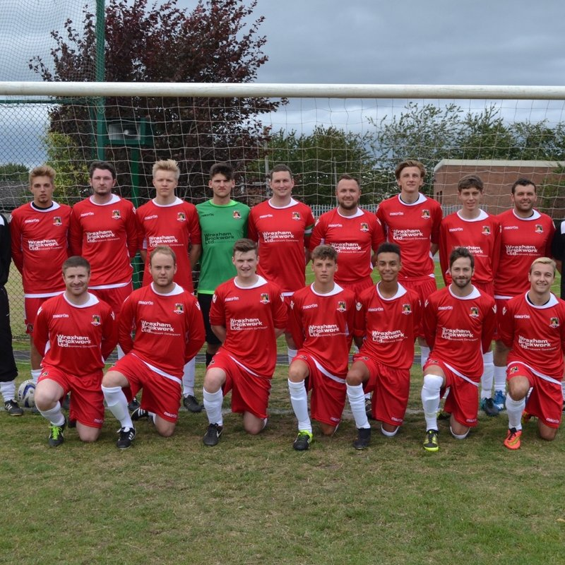 Reserves beat Corwen 0 - 2