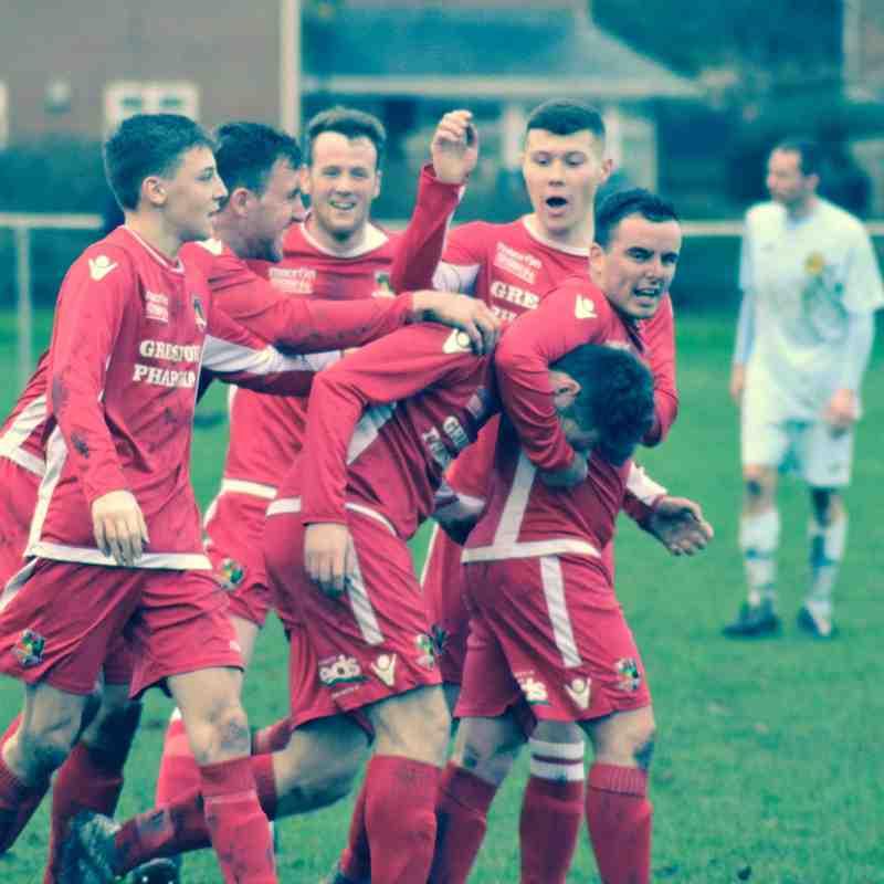 GAFC V Caernarfon 2016/17