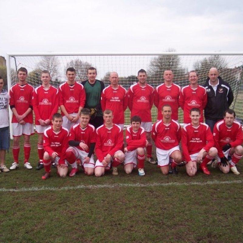 3rd XI beat Painswick 4 - 0
