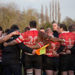 Sileby Vikings vs Birstall 09.12.17