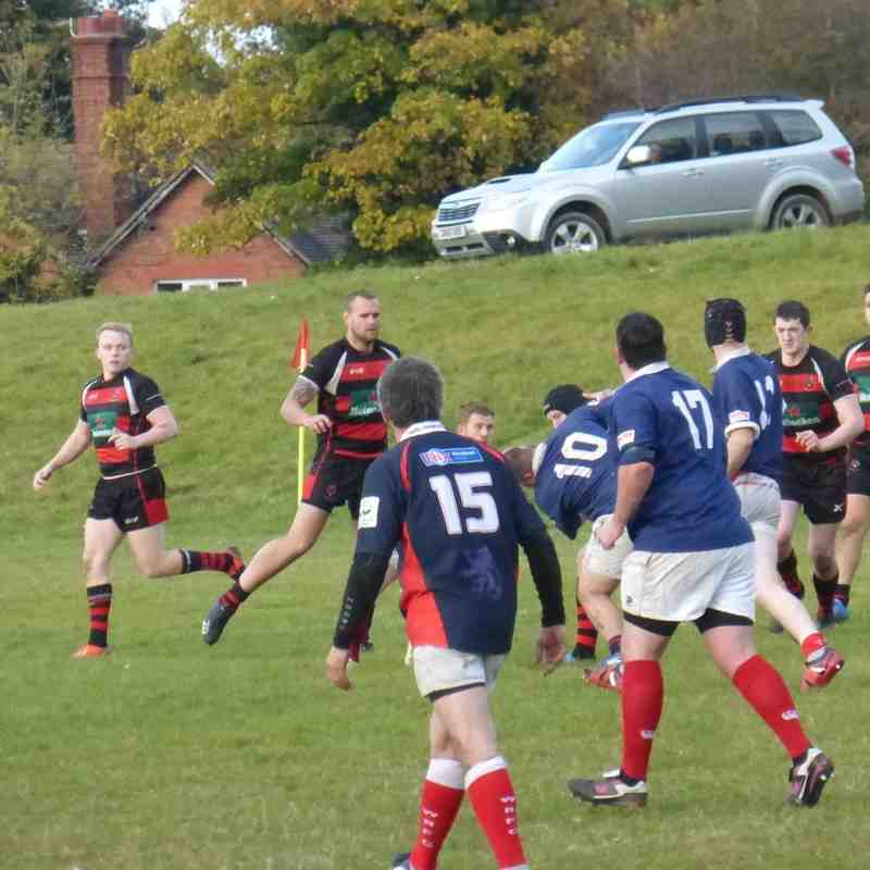 2nds v Whitchurch