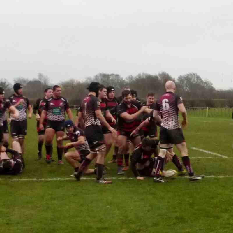 Three 1st XV tries at Bowdon