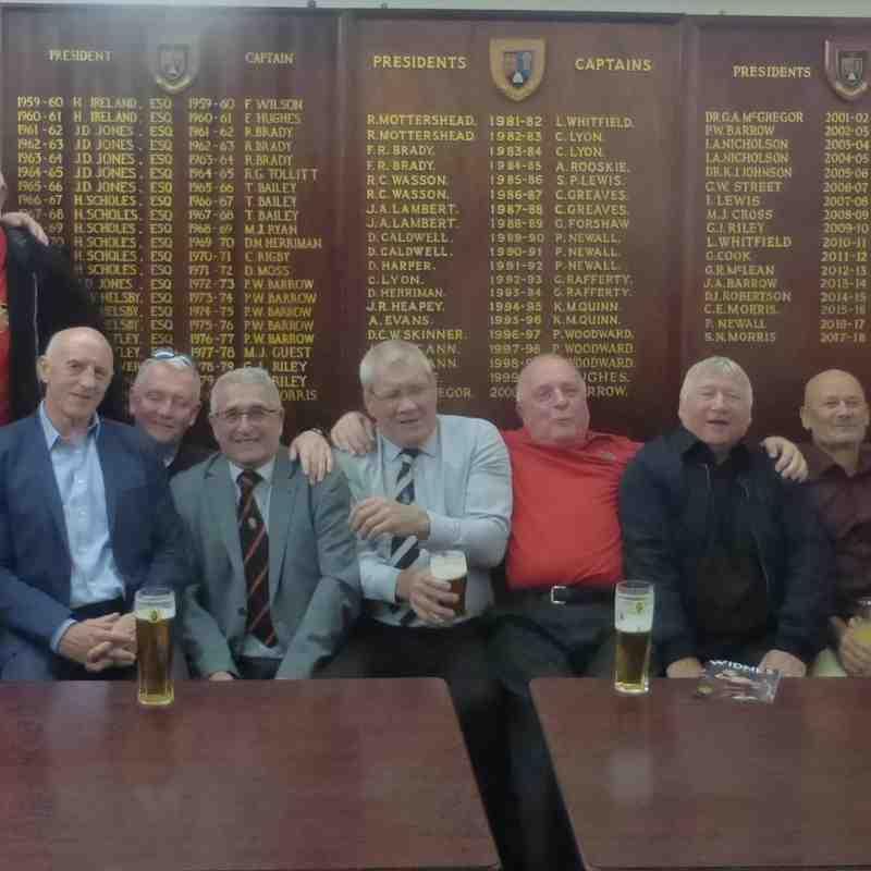 Fulham RL Reunion