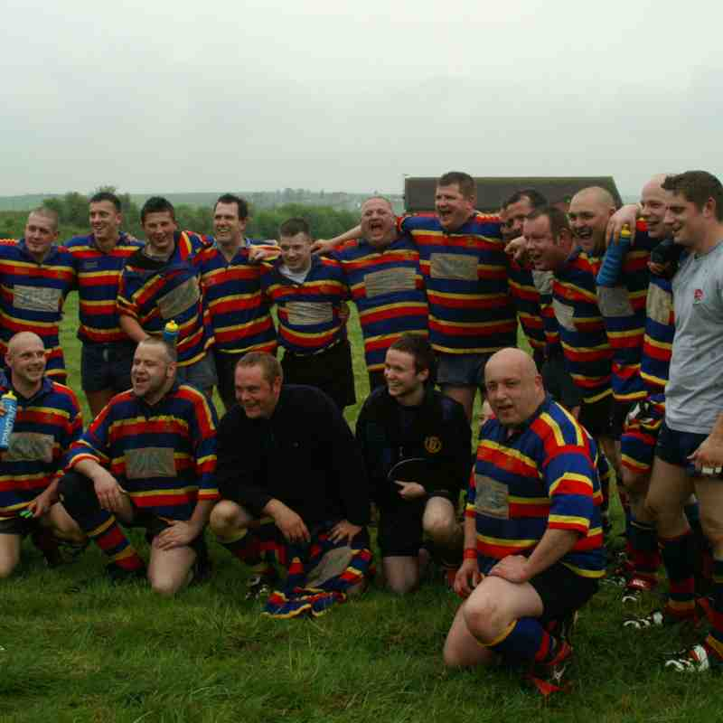 Second XV Cup victory & a few others from before