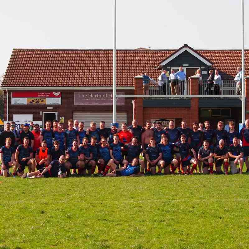 1sy XV vs Tiverton - 21 Apr 18