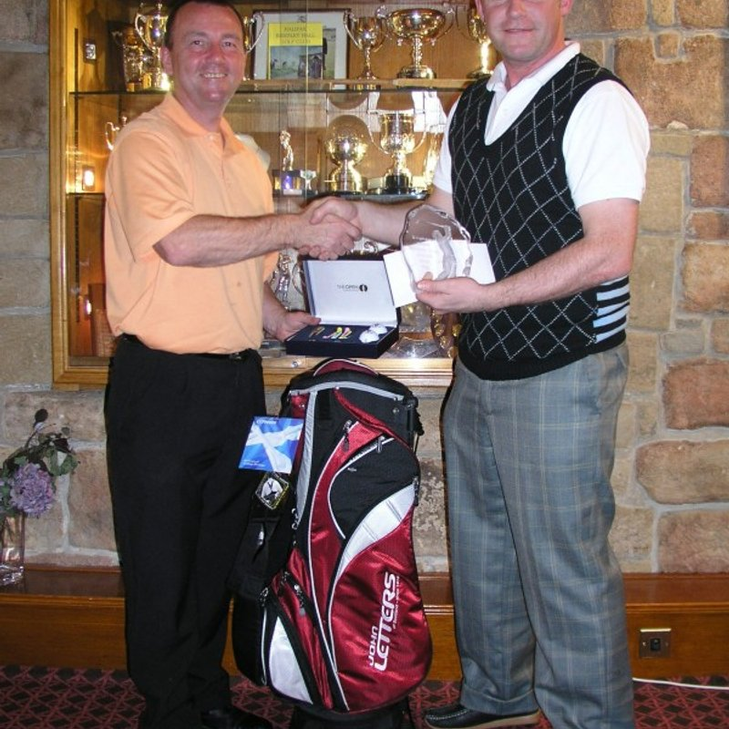 Brighouse Town Annual Golf Day