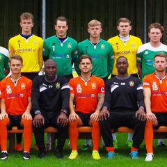 Team Photo 2017-18