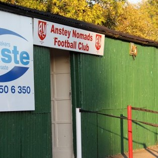 EMCL game away to Anstey Nomads FC