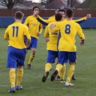 EMCL -v-  Blaby and Whetstone FC (HOME) Won 2-0