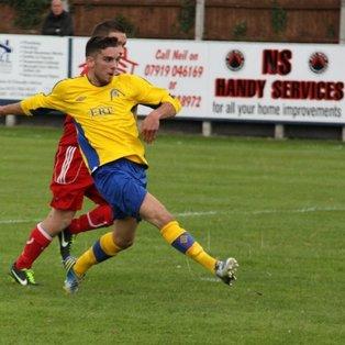 EMCL League -v- Aylestone Park FC (HOME) Won 0-3