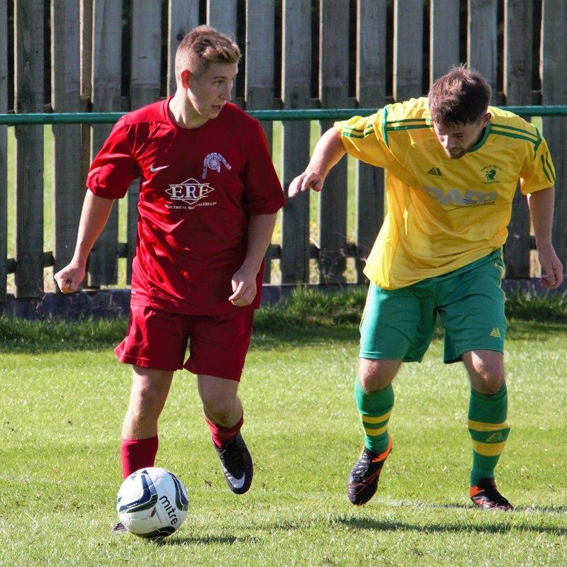 Gedling MW away at Holwell Sports - 2017-18 Season