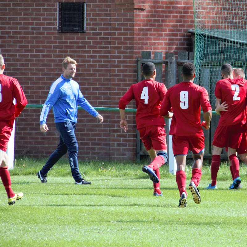 EMCL ~ Holwell Sports 2 Gedling 2