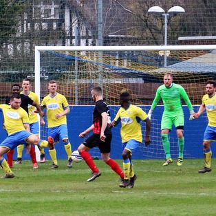 EMCL - Gedling Miners Welfare 2 - v - 0 Barrow Town
