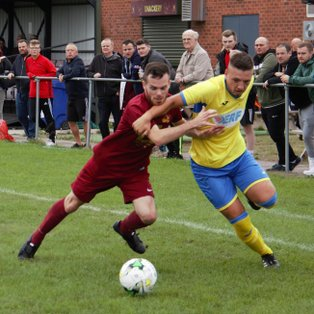 EMCL - Arnold Town 2 -v- 2 Gedling Miners Welfare