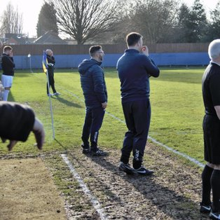 MATCH REPORT   Gedling Miners Welfare 1 -v- 0 Clifton All Whites