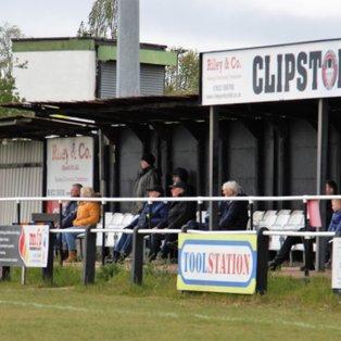 Match Report - Clipstone FC Vs Gedling MWFC