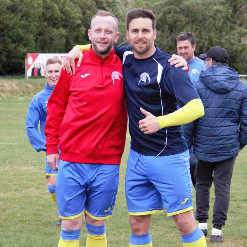 Gedling MW away at Clipstone 2018-19 Season