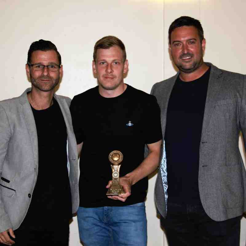 End of season Awards 2019-20