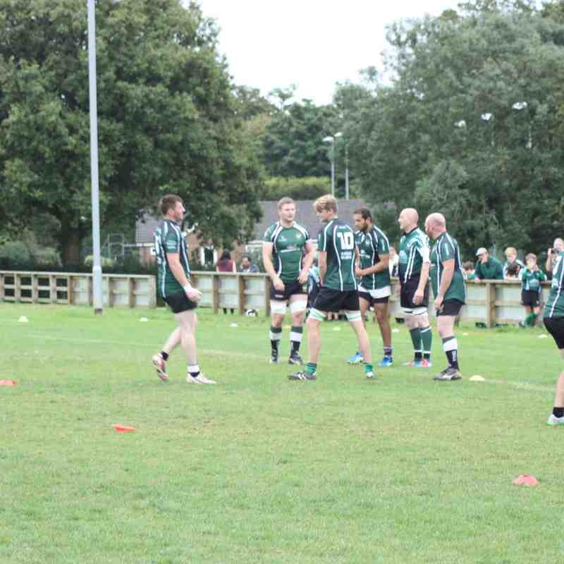 Coaching with Martin Johnson