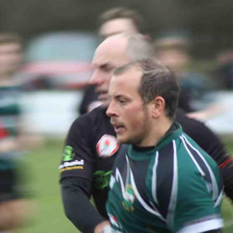 HWRFC 1st XV v Burgess Hill