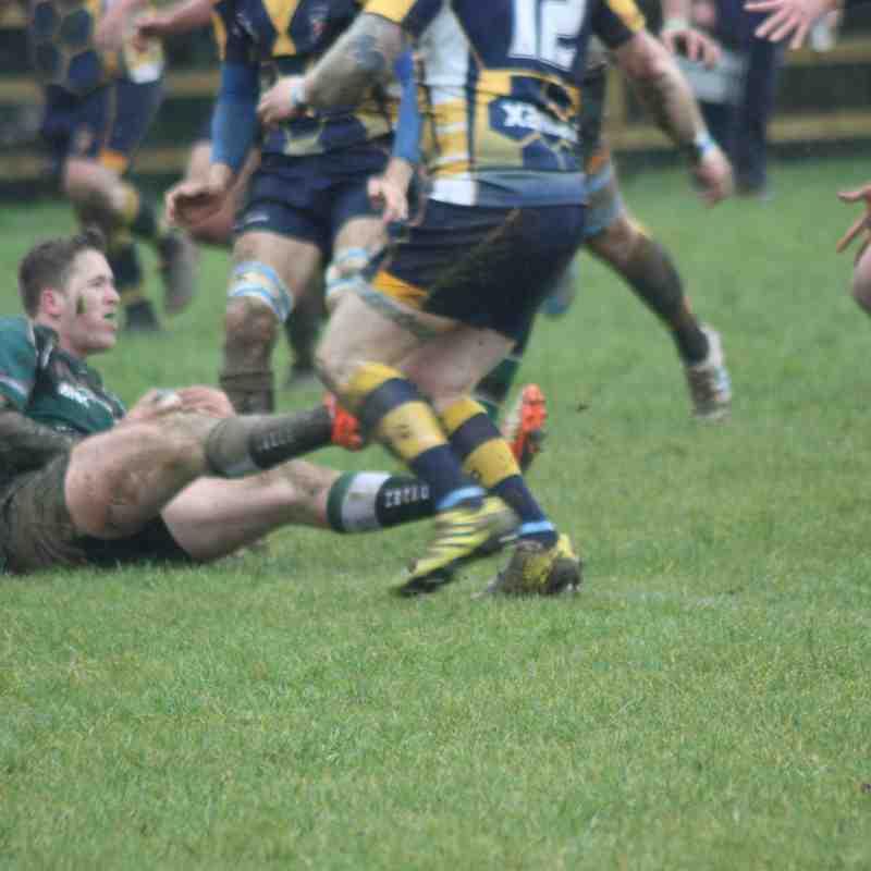 HWRFC 1st XV v Eastbourne